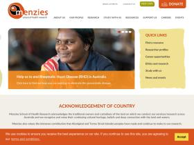 menzies.edu.au