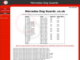 mercedesdogguards.co.uk