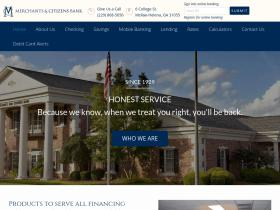 merchantsandcitizensbank.com