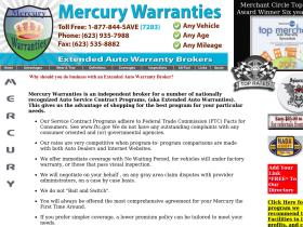 mercurywarranties.com