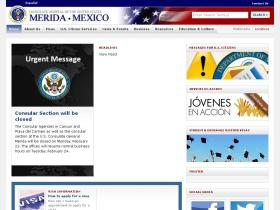 merida.usconsulate.gov