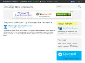 message-box-generator1.software.informer.com