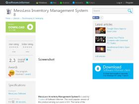 messless-inventory-management-system-8.software.informer.com