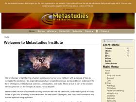 metastudies.com