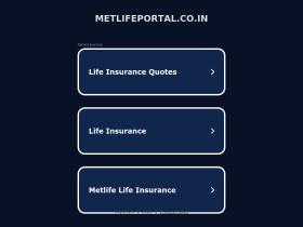 metconnect.metlifeportal.co.in