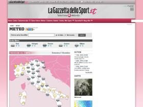 meteo.gazzetta.it
