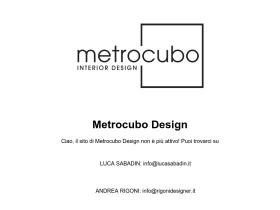 metrocubodesign.it
