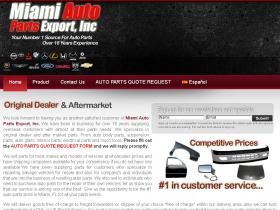 miamiautoparts.us