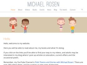 michaelrosen.co.uk