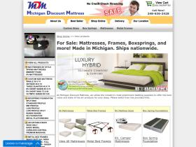michigandiscountmattress.com