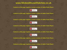 mickeymousewatches.co.uk