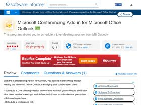microsoft-conferencing-add-in-for-micros1.software.informer.com