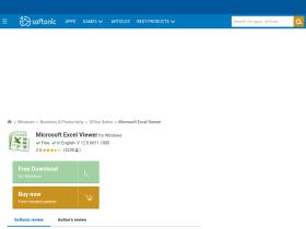microsoft-excel-viewer.en.softonic.com