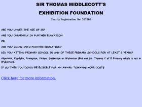 middlecotttrust.org.uk