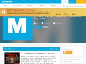 mightykalimba777.podomatic.com