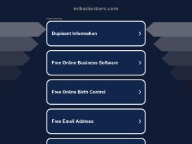mikedonkers.com