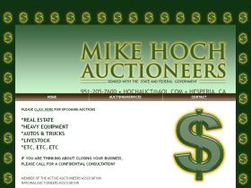 mikehochauctioneer.com