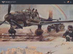 military-antiques-stockholm.com