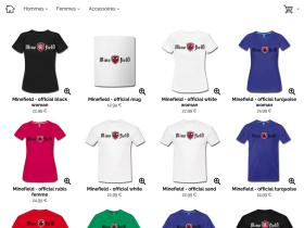 minefield.spreadshirt.fr