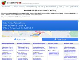 mississippi.educationbug.org