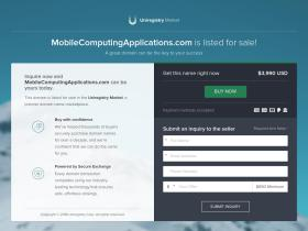 mobilecomputingapplications.com