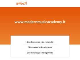 modernmusicacademy.it