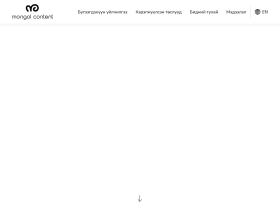 mongolcontent.mn