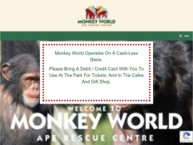monkeyworld.co.uk