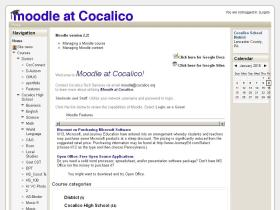 moodle.cocalico.org