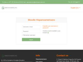 moodle.hispanoamericano.edu.mx