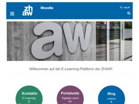 moodle.zhaw.ch