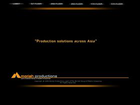 moriahproductions.com