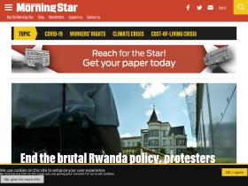 morningstaronline.co.uk