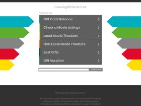 moviegiftcard.co.nz