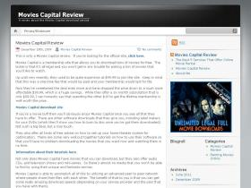 moviescapitalreview.org