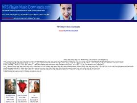 mp3-player-music-downloads.com