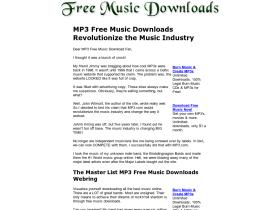 mp3freemusic.marcgunn.com