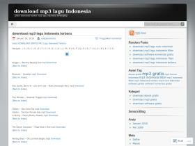 mp3laguindonesia.wordpress.com
