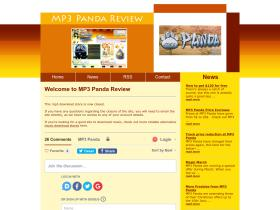 mp3pandareview.com