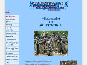 mrpaintball.no