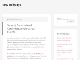 mrwrailways.co.uk