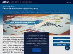 msaccounting.business.uconn.edu