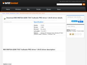 msi-990fxa-gd80-thx-trustudio-pro.driver.soft32download.com