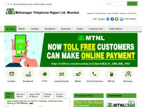 mtnlmumbai.in