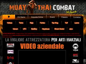 muaythaicombatmilano.it