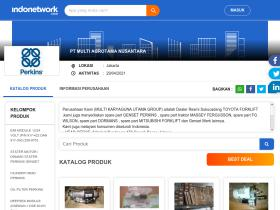 multiagrotama.indonetwork.co.id