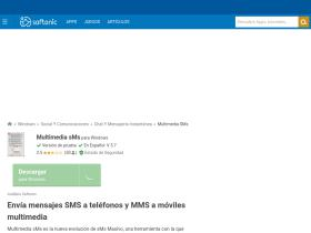 multimedia-sms.softonic.com