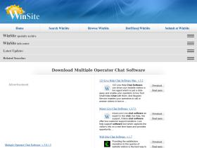 multiple-operator-chat-software.winsite.com