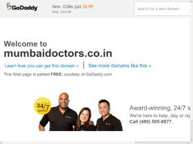 mumbaidoctors.co.in