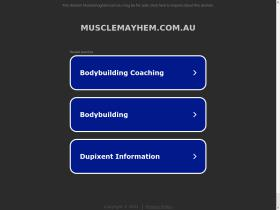 musclemayhem.com.au